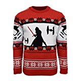 Official Star Wars Kylo Ren Christmas Jumper / Ugly Sweater - UK L / US M