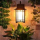 Ehime Außen-Wandleuchten antike Villa Licht Garten Terrasse Balkon Licht Licht terrasse Außenleuchte wasserdicht Gang Wandleuchte