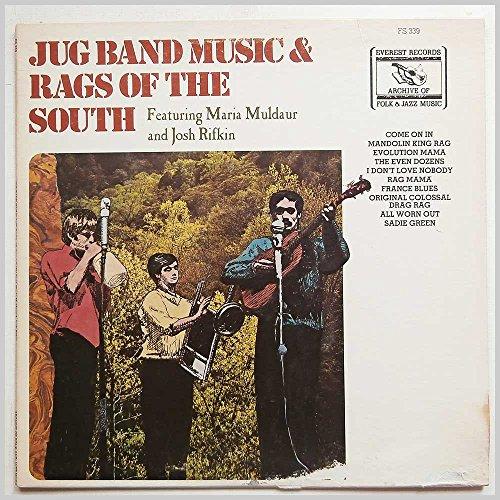jug band music & rags of the south LP Jug Band