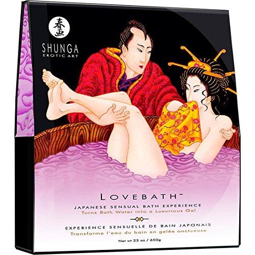 LOTUS LOVEBATH SHUNGA SINNLICHES