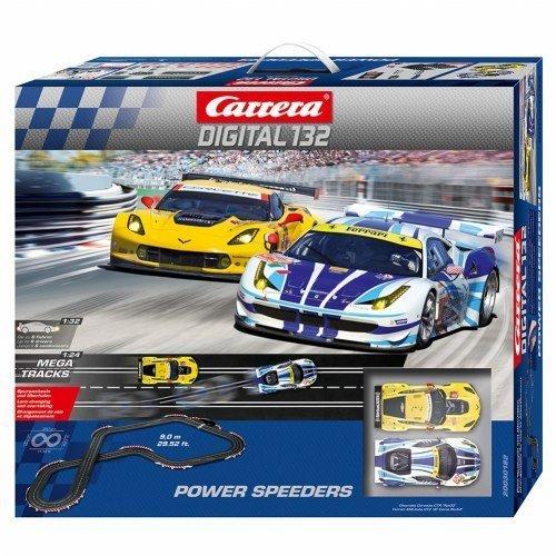 """Carrera 20030182-\""""Digital 132Power speeders Vehículo"""