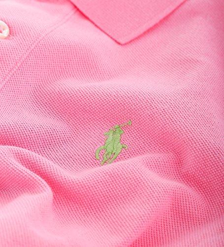 Ralph Lauren Damen Poloshirt heritage pink