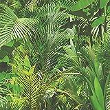 UGEPA Vinyltapete Urwald, grün, J94404