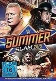 WWE - Summerslam 2015 - The Undertaker, Brock Lesnar, John Cena, Randy Orton