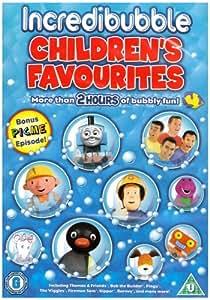 Children's Favourites: Incredibubble [DVD]