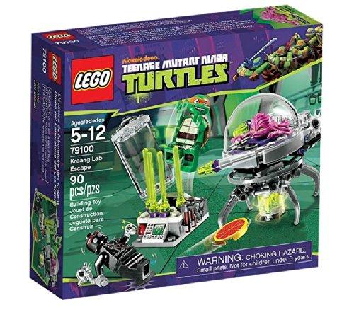 Preisvergleich Produktbild Lego Teenage Mutant Ninja Turtles 79100 - Kraangs Labor