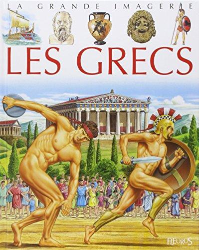 Les Grecs par Sylvie Allemand-Baussier