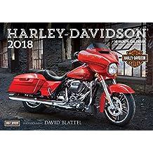 Harley Davidson 2018: 16 Month Calendar Includes September 2017 Through December 2018 (Calendars 2018)