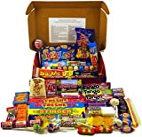 A Quarter Of Already Wrapped Bumper Retro Sweets Selection Box