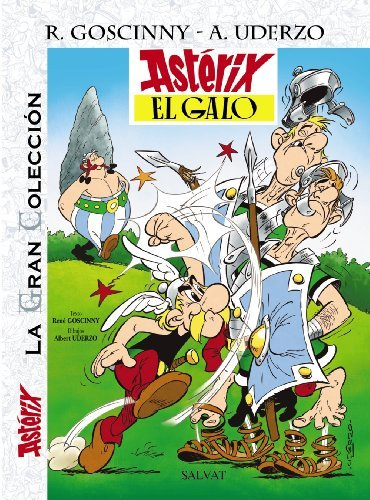 Astérix el galo (Castellano - A Partir De 10 Años - Astérix - La Gran Colección) por René Goscinny