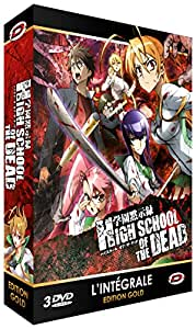 High School of the Dead - Intégrale - Edition Gold (3 DVD + Livret)