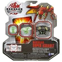 BakuCyclone (Darkus): Bakugan Super Assault - Bakugan Gundalian Invaders Seri... by Bakugan