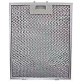 Cata/designair Dunstabzugshaube Metall Fett Filter (Silber, 320x 260mm)
