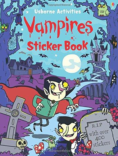 Vampires Sticker Book (Usborne Sticker Books)