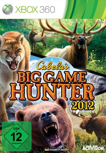 Cabela's Big Game Hunter 2012 - [Xbox 360]