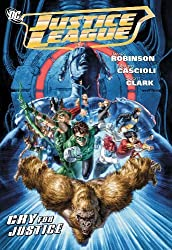 Justice League: Cry for Justice (Justice League (DC Comics) (paperback)) by James Robinson (2011-06-21)