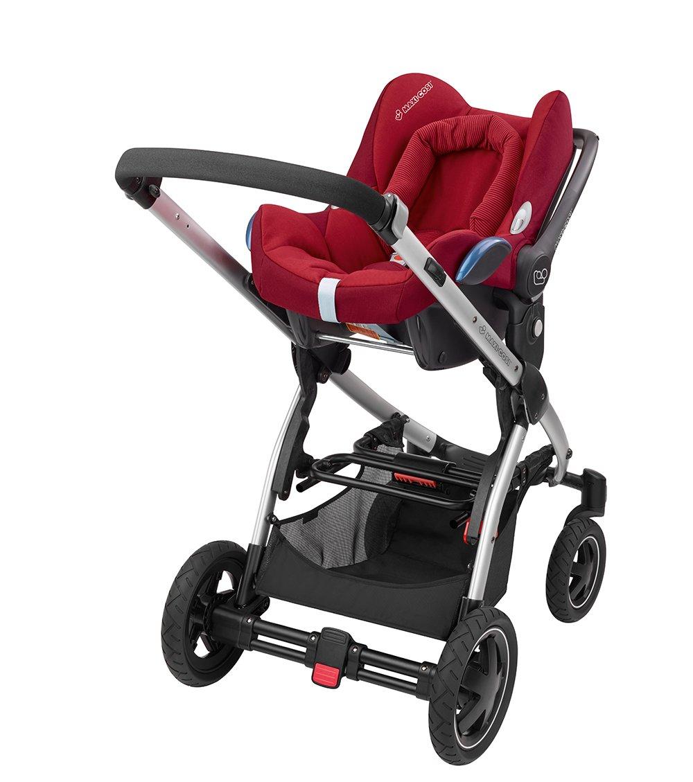 Maxi Cosi Cabriofix Car Seat Group 0+ Maxi Cosi Robin Red Maxi-Cosi Top brand quality from Maxi-Cosi. 9