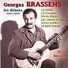 Les D�buts (1952 - 1954)