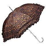 VON LILIENFELD Ombrello automatico 'Mary', leopardo immagine