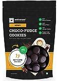 Ketofy - Choco Fudge Keto Cookies (200g) | Gluten-Free Intense Choco Indulgence
