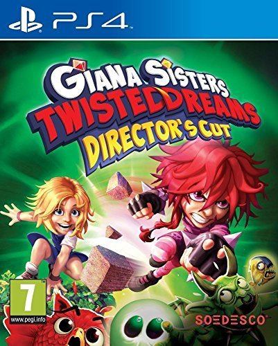 Giana Sisters Twisted Dreams Director's Cut (PS4)