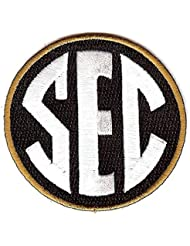 SEC Southeastern Conference Team Jersey Uniform Patch Vanderbilt Commodores by Patch Collection