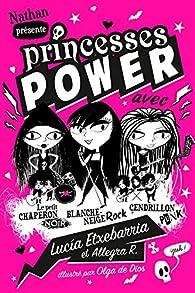 Princesses Power par Lucia Etxebarria