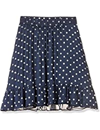 United Colors of Benetton Girls' Slim Fit Skirt