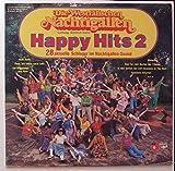 """WESTFÄLISCHEN NACHTIGALLEN, DIE / Leitung: Dietmar Hahn / Happy Hits 2 / CLUB-SONDERAUFLAGE / 1974 / Bildhülle / BASF CORNET # 63 058 / Deutsche Pressung / 12"""" Vinyl Langspiel-Schallplatte / 28 aktuelle Schlager im Nachtigallen-Sound /"""