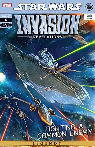 Star Wars: Invasion - Revelations (2011) #4 (of 5)