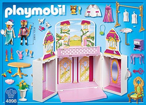 "PLAYMOBIL 4898 – Aufklapp-Spiel-Box ""Königsschloss"" - 3"