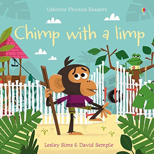 Chimp with a limp par Lesley Sims