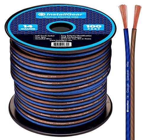 Le câble audio Installgear Calibre 14 AWG
