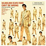 50,000 Elvis Fans Can't Be Wrong + 4 bonus tracks (180g) [VINYL]