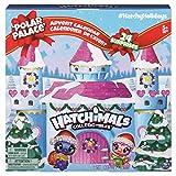 Hatchimals CollEGGtibles Advent Calender - Calendarios de adviento (Caja, Independiente, Multicolor, 24 Puerta(s), 24 Pieza(s), 5 año(s))