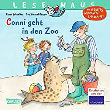 Conni geht in den Zoo (LESEMAUS, Band 59)