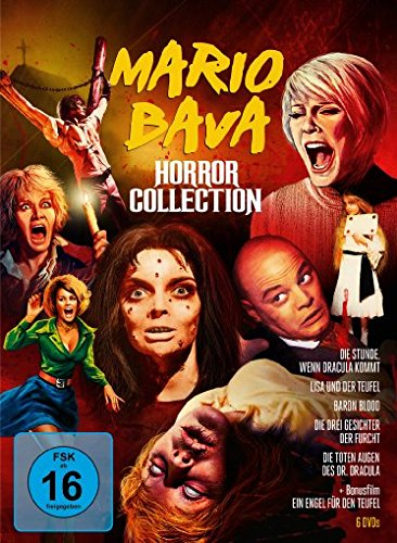 Mario Bava Horror Collection - Limitiert [6 DVDs]
