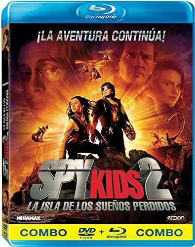 Spy Kids 2: Die Rückkehr der Superspione (Spy Kids 2: The Island of Lost Dreams, Spanien Import, siehe Details für Sprachen) - 3d Kids Spy