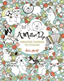 A Million Dogs (Colouring Books) by Lulu Mayo (2016-04-14)