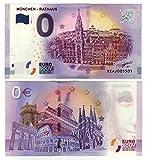 0 Euro Schein München Rathaus 2018