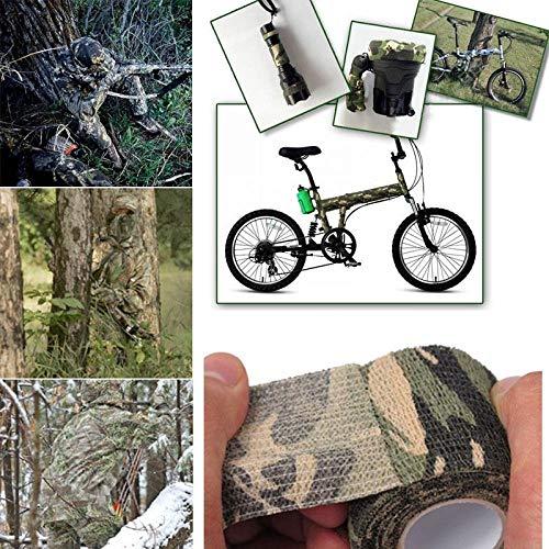 plat firm-semi vdk sport caccia camping & trekking camuffamento nastro impermeabile stealth camo