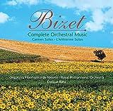 Bizet: Sämtliche Orchestermusik - Royal Philharmonic Orchestra, Orquesta Filamonica de Mexico