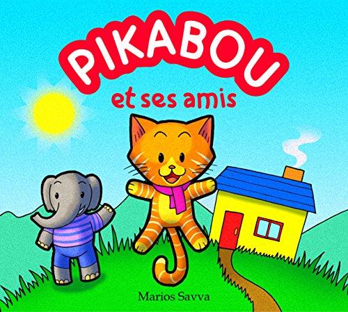 Couverture du livre PIKABOU et ses amis