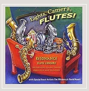 Lights, Camera, Flutes!
