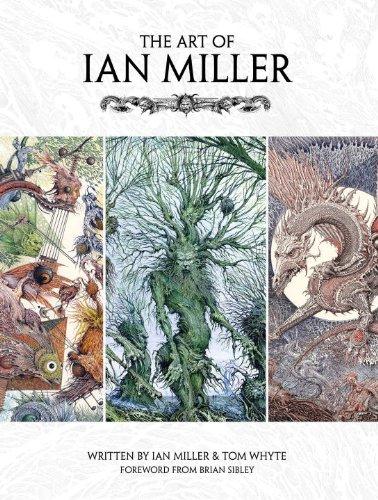 art-of-ian-miller-hc