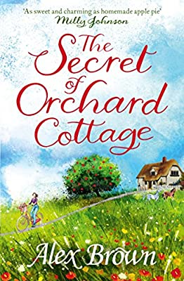 The Secret of Orchard Cottage: The perfect book for a feel-good summer - inexpensive UK light shop.