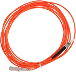 5 Meter High Quality Multimode Single Core Fiber Optic Patch Cable Jumper Line SC-ST for Network
