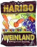 Haribo WEINLAND WEINGUMMI, 20er Pack (20 x 200 g)