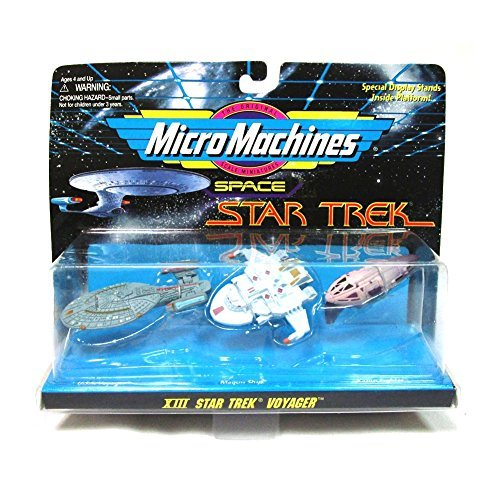 Star Trek Voyager Micro Machines Collection XIII by Micro Machines