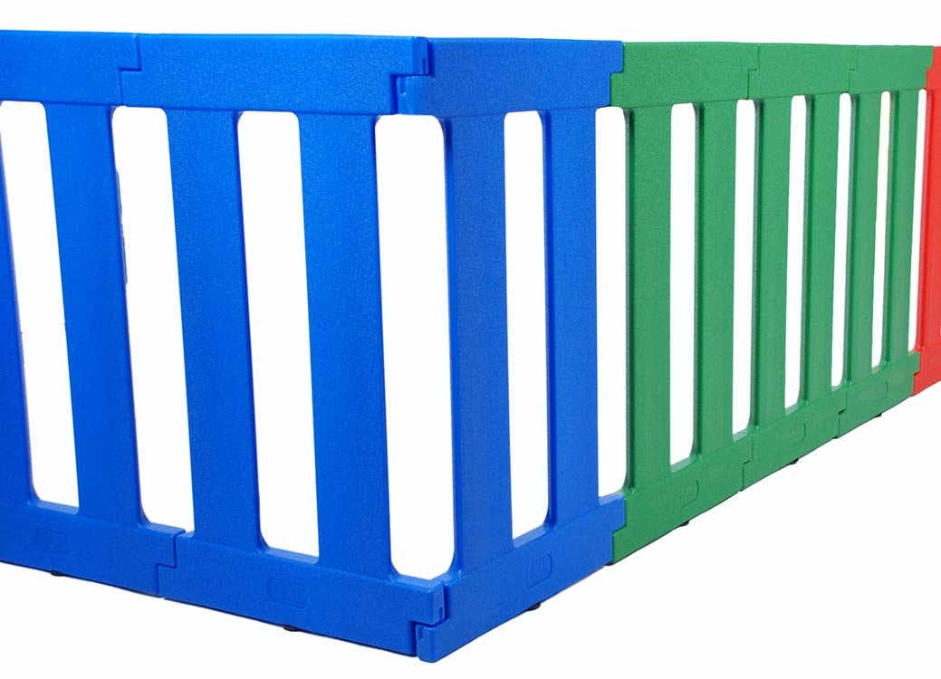 TikkTokk Nanny Panel Playpen Extension Pack (multi-Coloured) TikkTokk Extension Pack for the Nanny Panel Play Pen (TNP01C) - contains 4 panels each 38cm wide One extension pack will increase Playpen to 152cm x 152cm 2 year manufacturer's guarantee 4